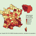 Garde d'enfants : 362 000 places en plus fin 2010 (Drees)